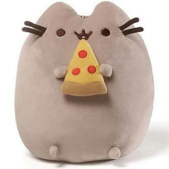 Pizza Pusheen Plush Toy