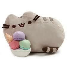 Pusheen Ice Cream Sundae