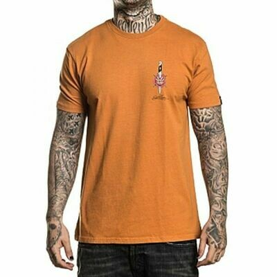 Cholita Tee Texas Orange