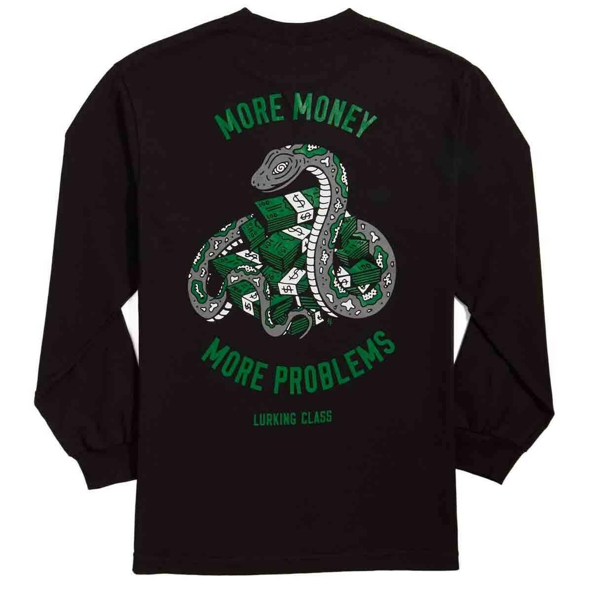 Money Problems Long Sleeve Tee