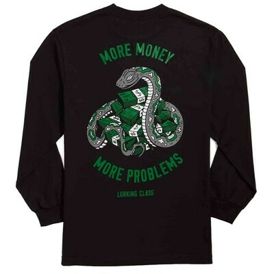 Money Problems Long Sleeve Tee