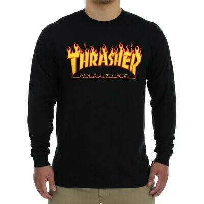 Thrasher Flames L/S