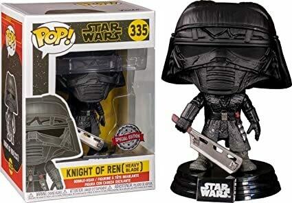Knight Of Ren Heavy Blade