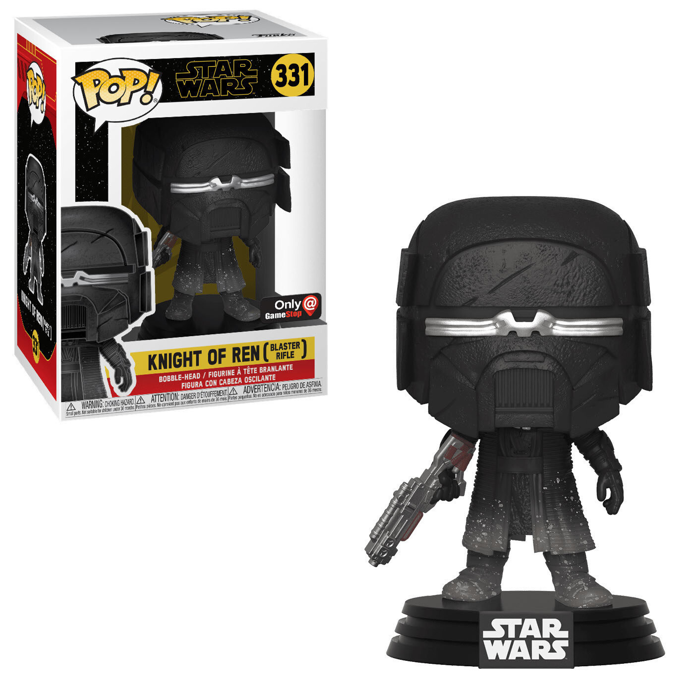Knight Of Ren Blaster