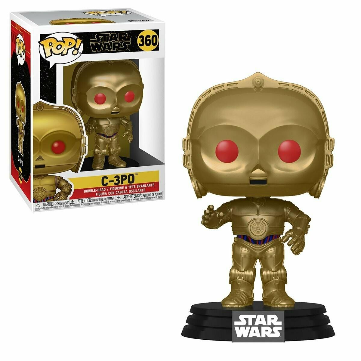 C-3PO Red Eye Pop!