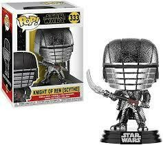 Knight Of Ren Scythe