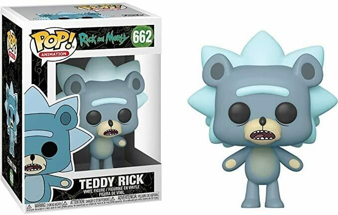 Teddy Rick Pop