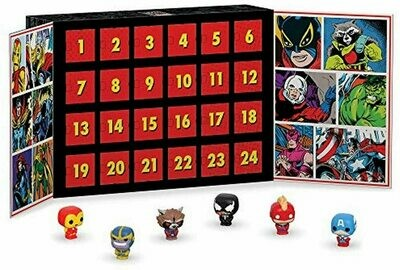 Marvel Pocket Pop Advent Calendar