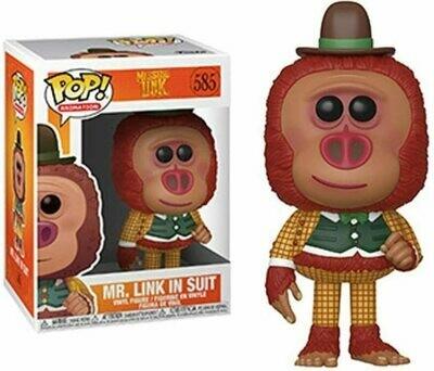 Mr. Link In Suit Pop