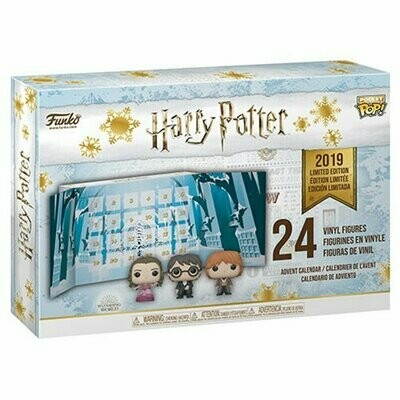 Harry Potter V2 Pocket Pop Advent Calendar