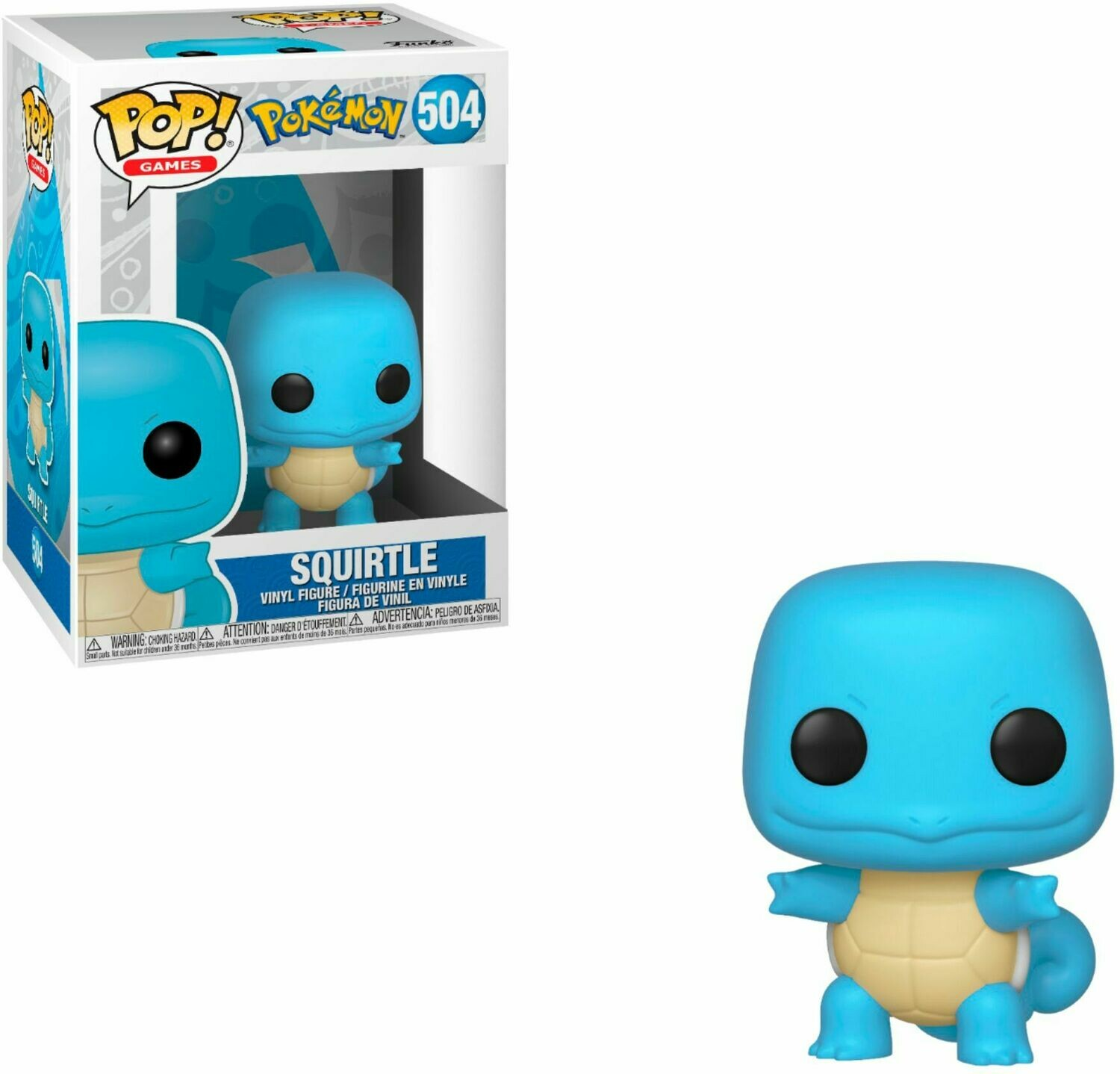 Squirtle Funko Pop