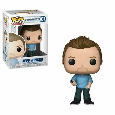 Jeff Winger Pop