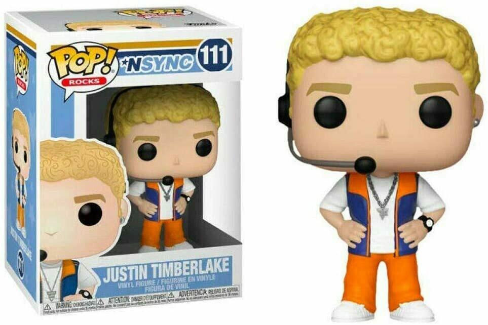 Justin Timberlake Pop