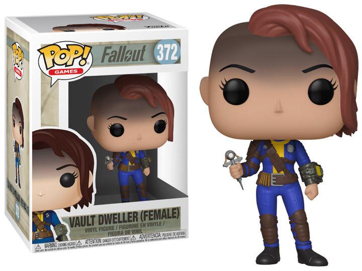 Fallout Vault Dweller Female Pop