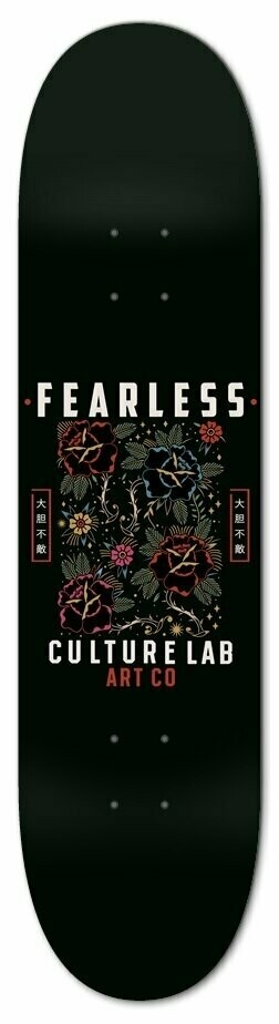 Fearless Skateboard Deck