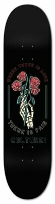Where There is Love Skateboard Deck
