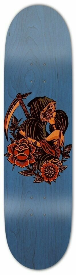 Death & Desire Skateboard Deck