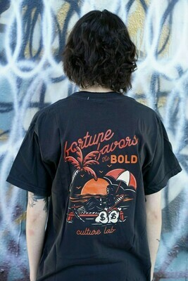 Fortune Favors The Bold Tee V1