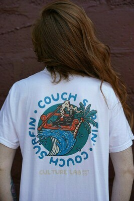 Couch Surfin' Tee
