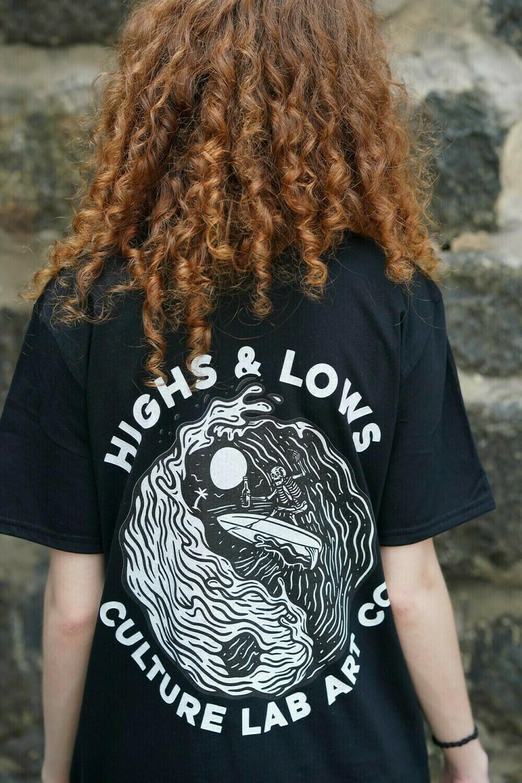 Highs & Lows Tee