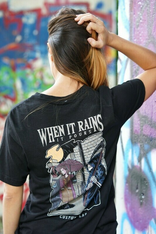 When it Rains Tee