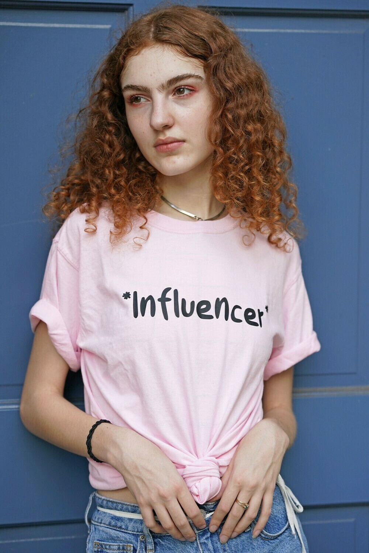Influencer Tee