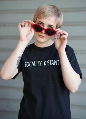 Socially Distant Tee