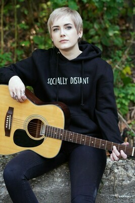 Socially Distant Hoodie