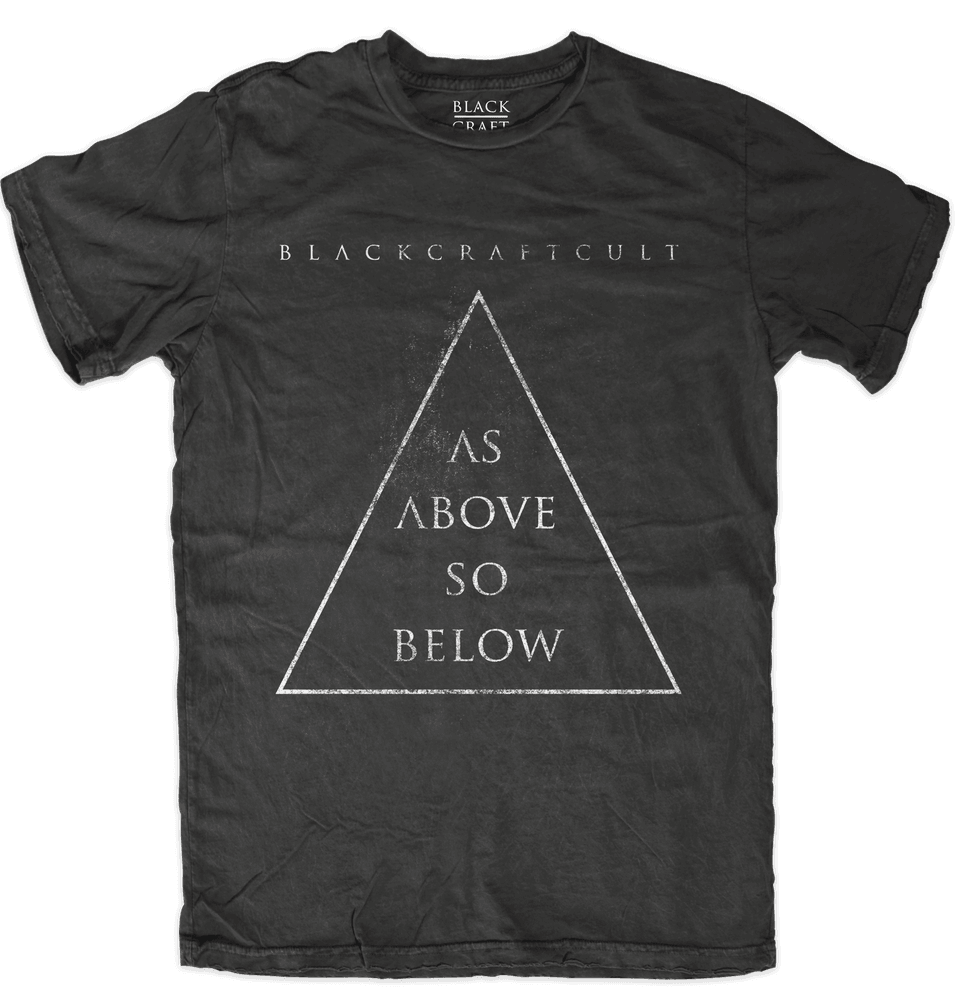 As Above So Below Tee