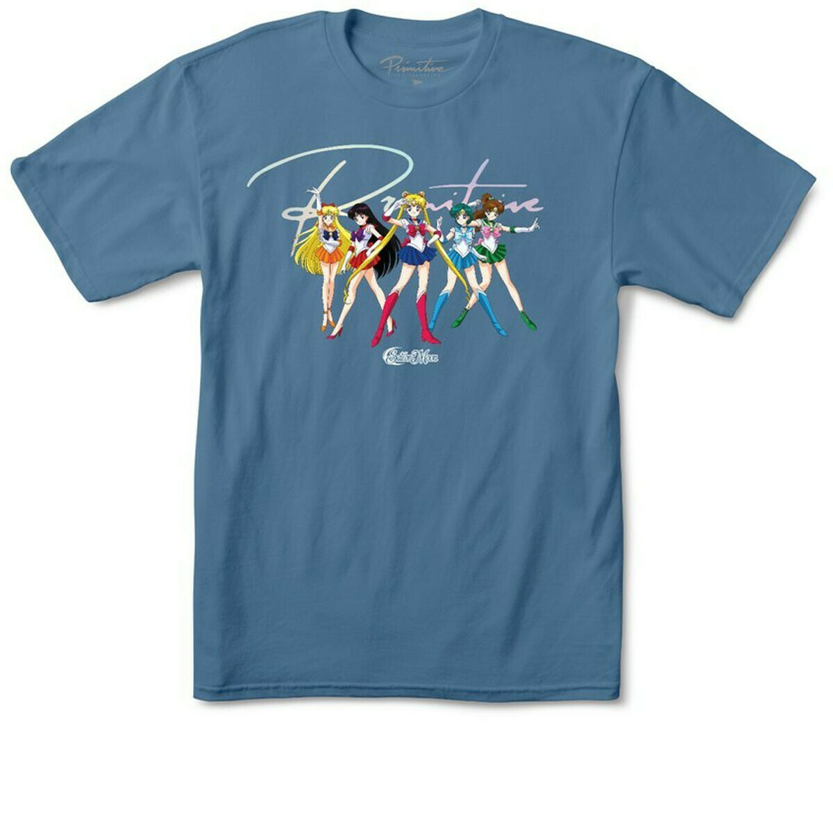 Sailor Moon Tee Slate