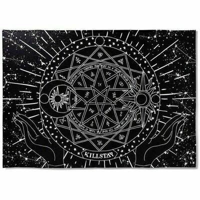 Astrology Blanket/Tapestry
