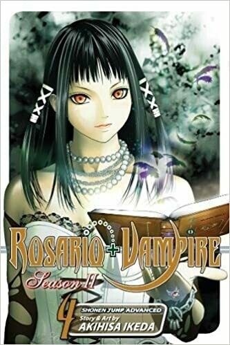 Rosario + Vampire Vol 4