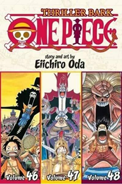 One Piece Volume 46-48