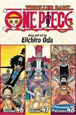 One Piece Volume 46-48