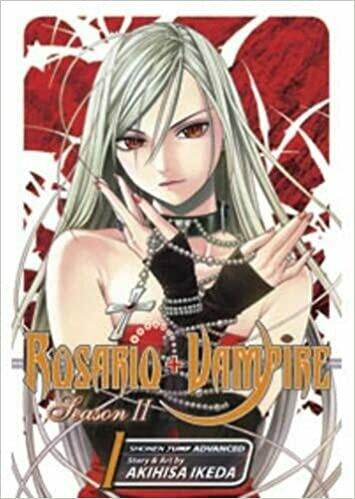 Rosario + Vampire Vol 1