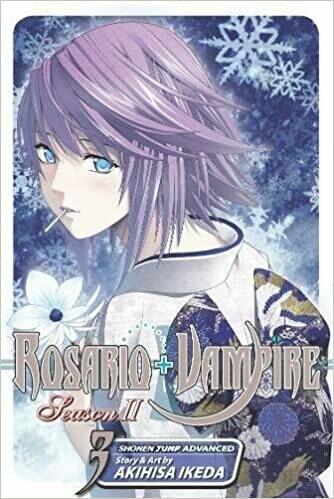 Rosario + Vampire Vol 3