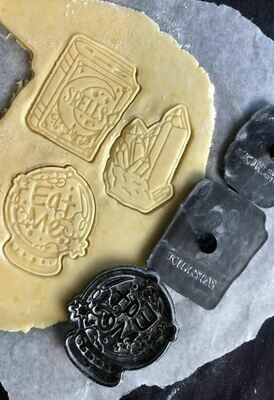 Witchy Cookie Cutters