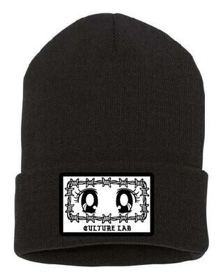 Anime Eye CL beanie