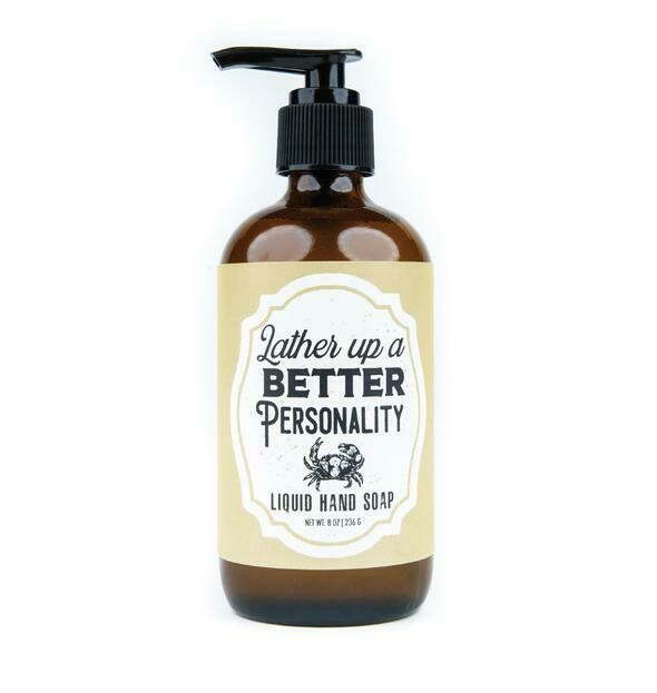 Better Personality Liquid Soap