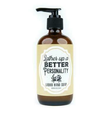 Better Personality Liquid Soap