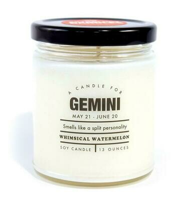 Gemini Candle