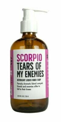 Scorpio Liquid Soap