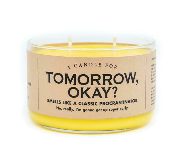 Tomorrow Ok Candle