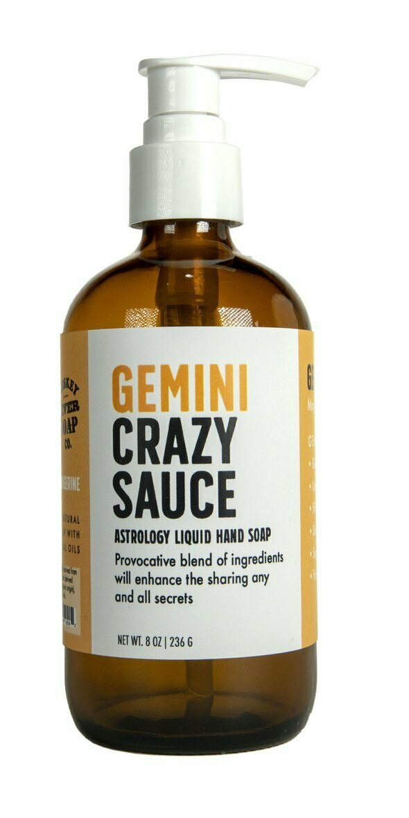 Gemini Liquid Soap