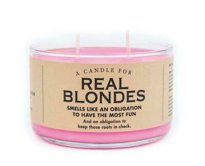 Real Blondes Candle