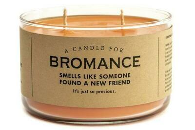Bromance Candle