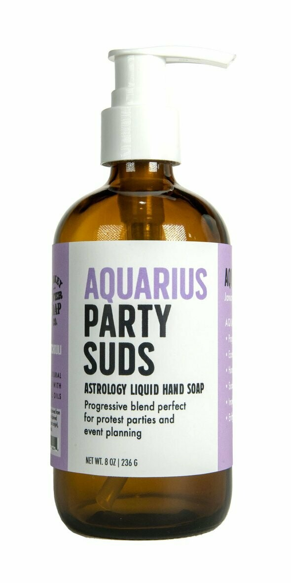 Aquarius Liquid Soap