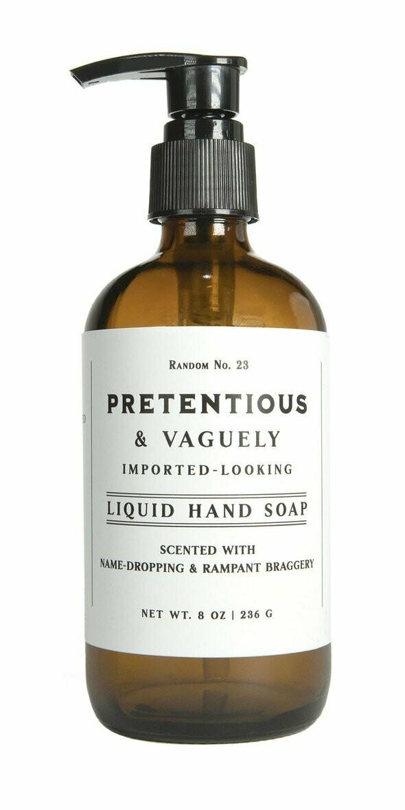 Pretentious Liquid Soap