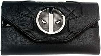 Deadpool Clutch Wallet