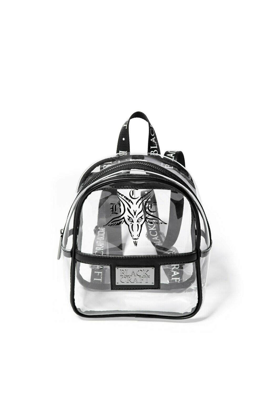 Goat Clear Mini Backpack